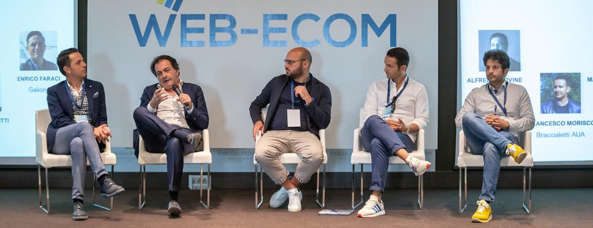 tavola rotonda sulla moda fashion - Webecom 2019