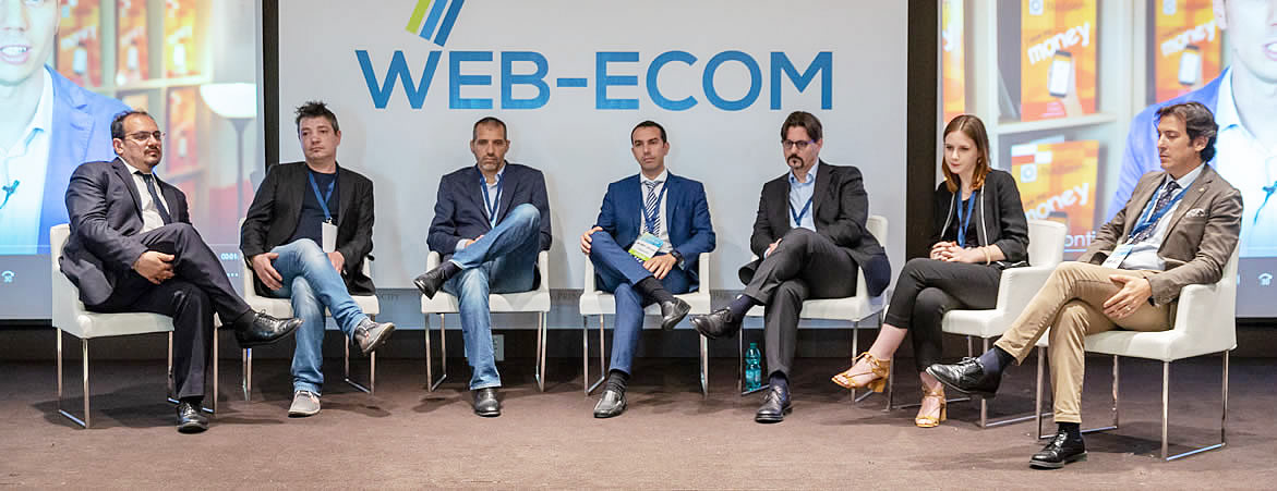tavola rotonda sui pagamenti digitali - Webecom 2019
